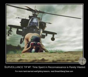 Recce Surveillance TTPs and Insight