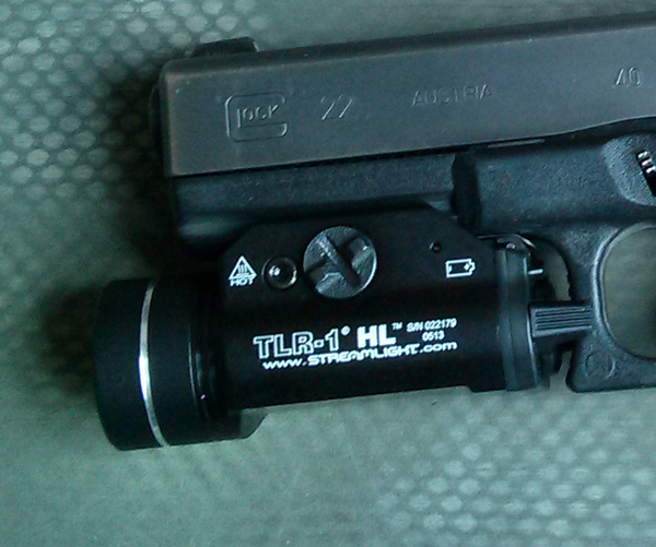 Streamlight 69260 tlr 1 hl review