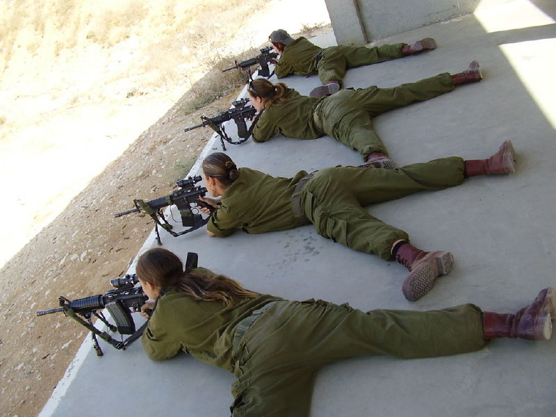 images_Women of the IDF 2