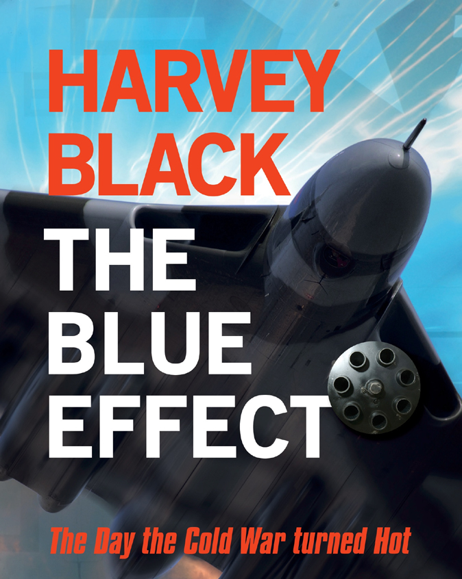 Harvey Black - the Blue Effect