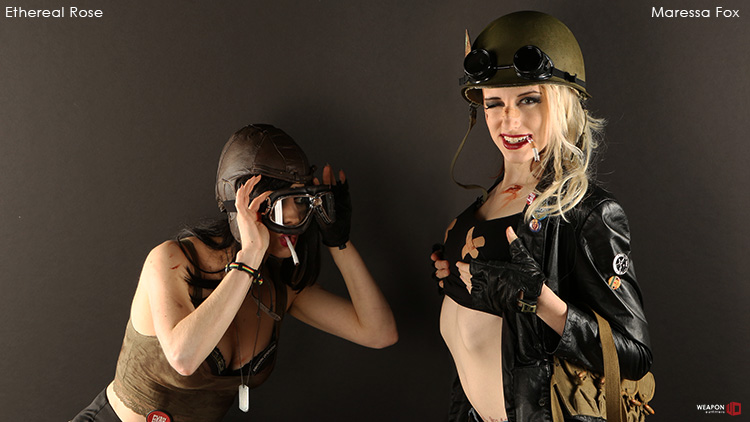 Tank Girls from Weapon Outfitters