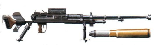 WTW - Japanese Type 97 ATR -4 with 20mm shell.