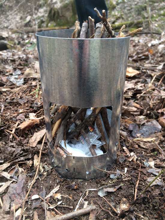 Rocket Stoves Volcano Hobo There Are Many Kinds Of Different Lightweight Wood And Charcoal Backpacking On The Market