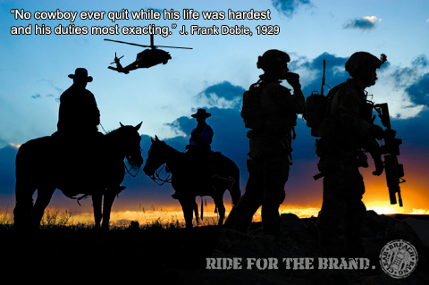Ride for the Brand poster