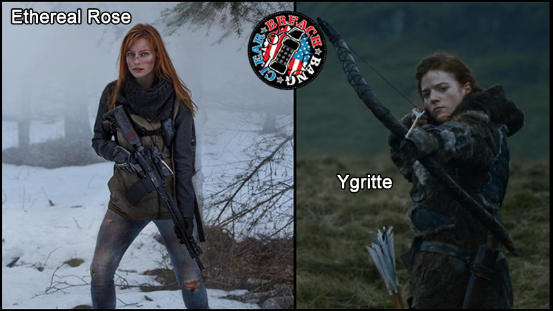Tactical Game of Thrones-EtherealRose-Ygritte