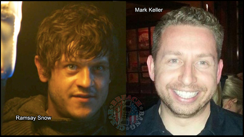 Tactical Game of Thrones Mark Keller as Ramsay Snow