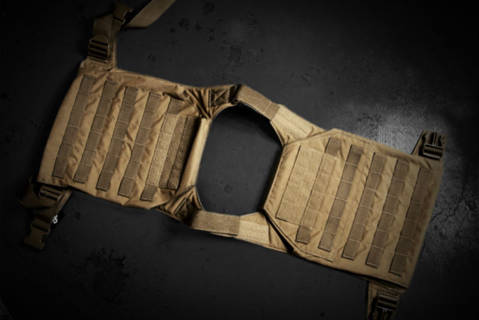 Review - Grey Ghost Gear Minimalist Plate Carrier | Breach Bang Clear