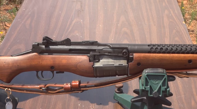 Johnson Automatic Rifle