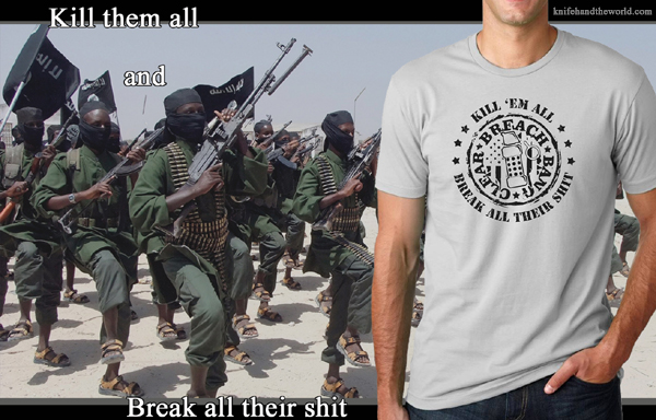 Kill them all al shabaab
