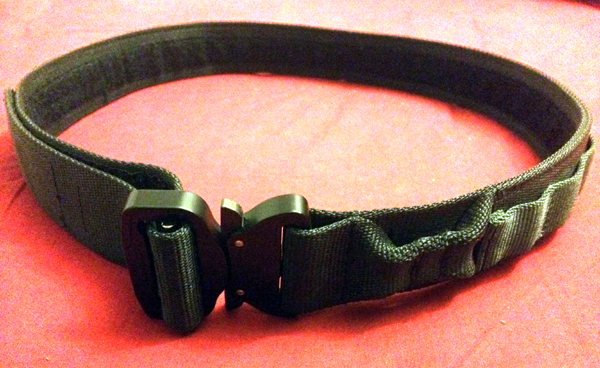 Platatac SICC Belt review5