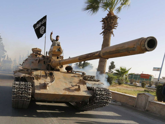 What is ISIS - ISIL has tanks