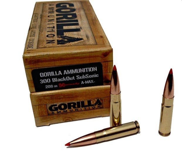 remanufactured 300 blackout ammo