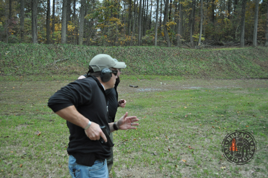 Victory First Fundamentals of EDC - concealed carry Kate Schooley AAR49