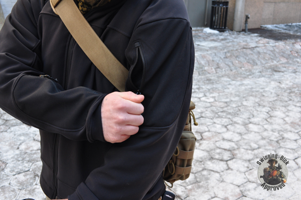 Breach Bang Clear Wild Things Tactical Lightweight Soft Shell Jacket Review 6