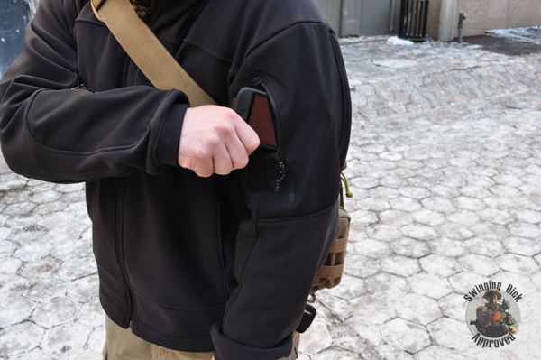 Breach Bang Clear Wild Things Tactical Lightweight Soft Shell Jacket Review 7
