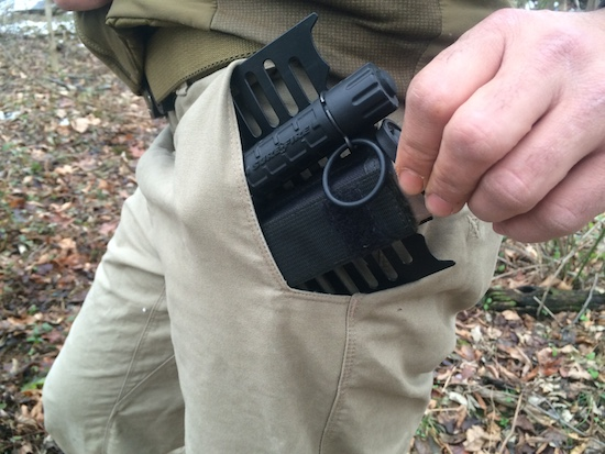 RCS Pocket Shield - a tool for concealed carry.