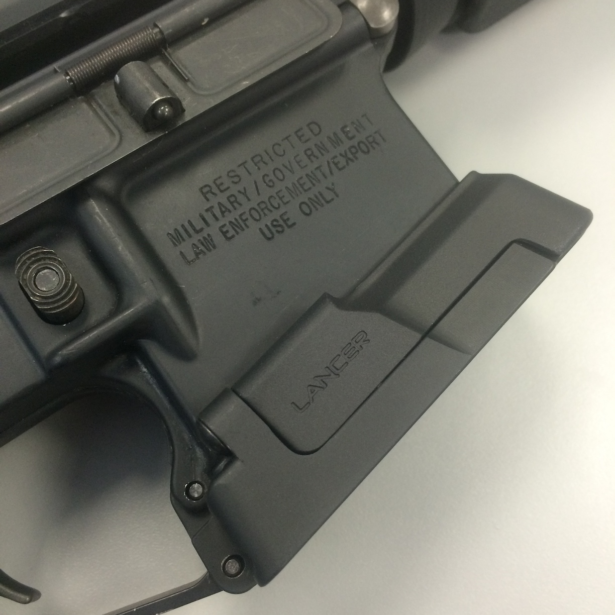 Lancer U2019s New Adaptive Magazine Well For Your Ar