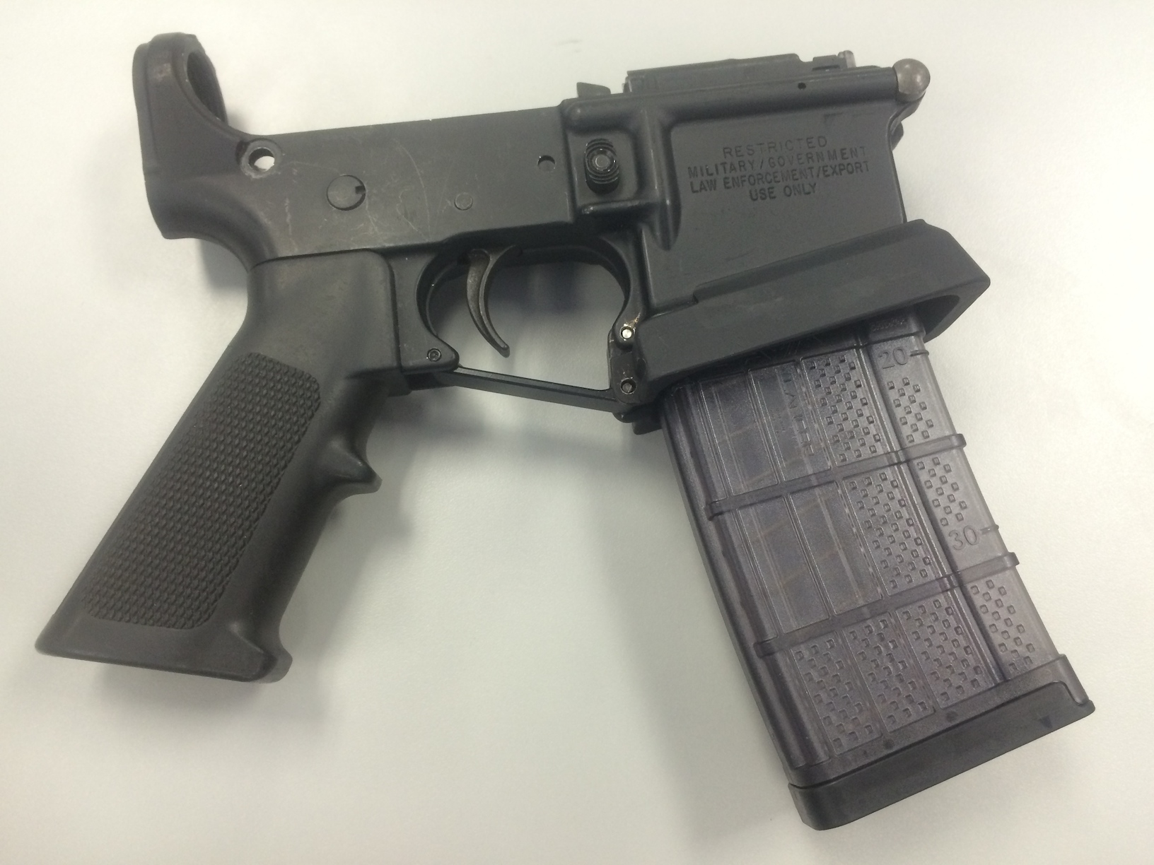 Lancer U2019s New Adaptive Magazine Well For Your Ar-15