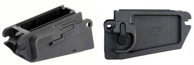 3. Magwell adapter for AR-15 magazines