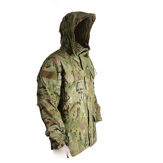 tyr tactical's huron cold weather combat smock