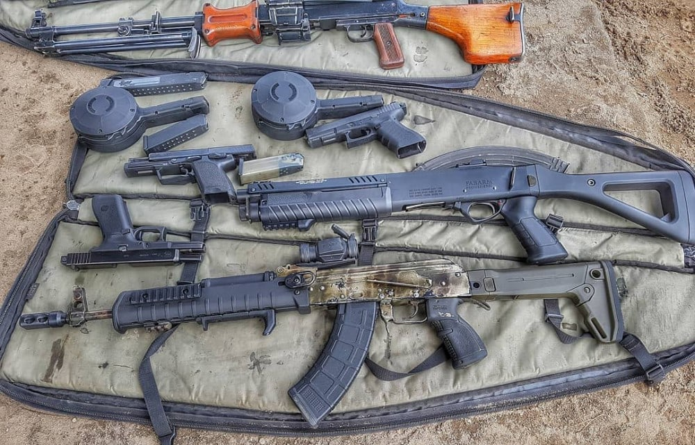 AK Stock - Zhukov Stock - AK 47 furniture @gregfifi Poland