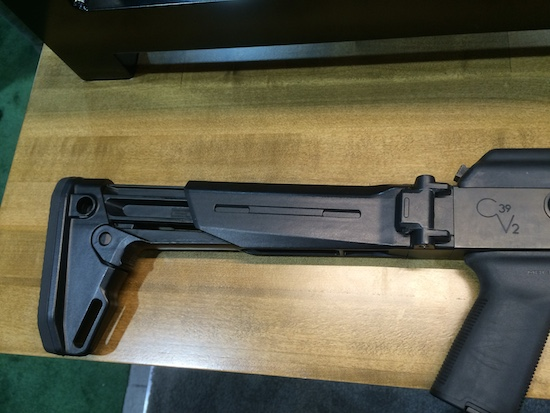 Zhukov: Magpul's folding AK stock | Breach Bang Clear