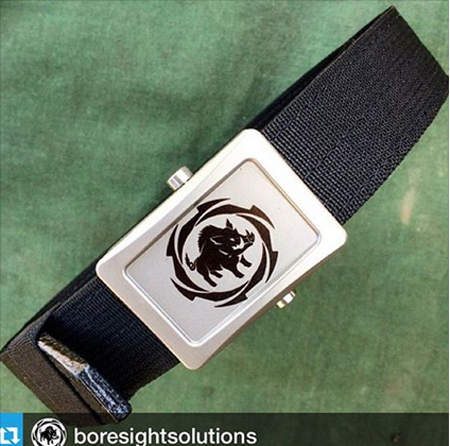 Ares Gear - Aegis Buckle Boresight Solutions