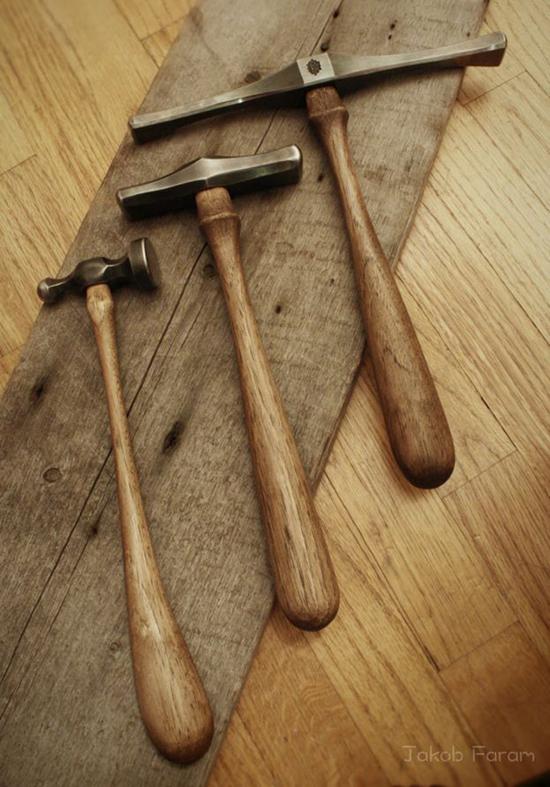 Old School Craftsmanship Faram Forge Breach Bang Clear