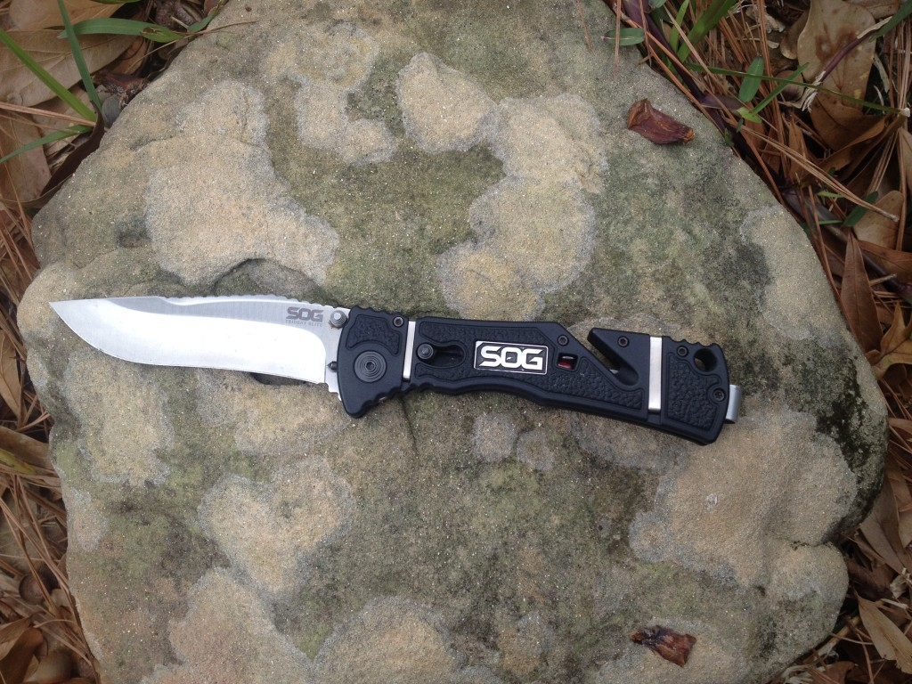 SOG's Trident Elite knife