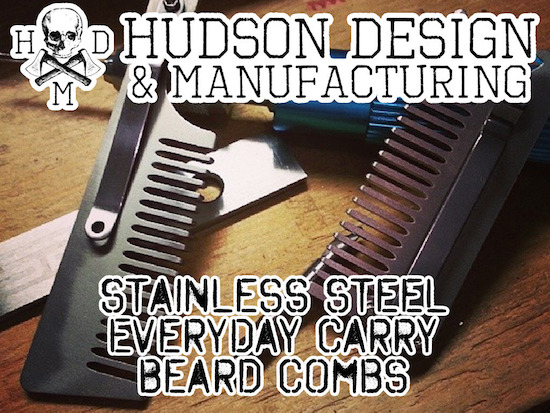 hudson design and manufacturing