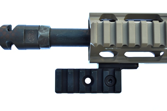 Arson Machine Co. Modular WML Mounts