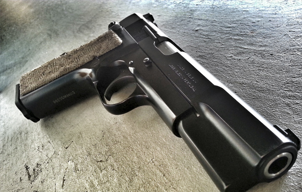 browning hi power suppressed