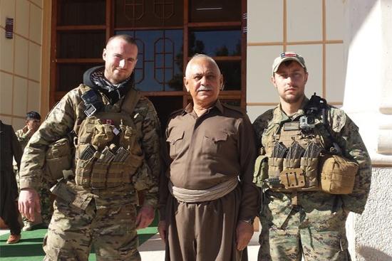 Maxell in Kurdistan