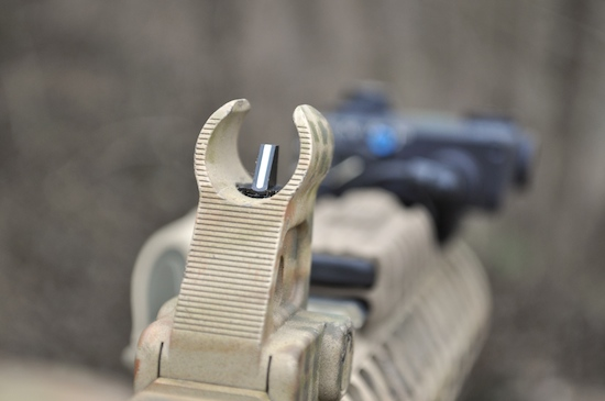 m4 front sight post