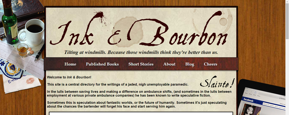 Ink and Bourbon blog