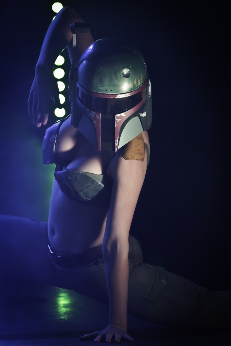 NSFW Star Wars Breach Bang Clear hot Cosplay girls 12