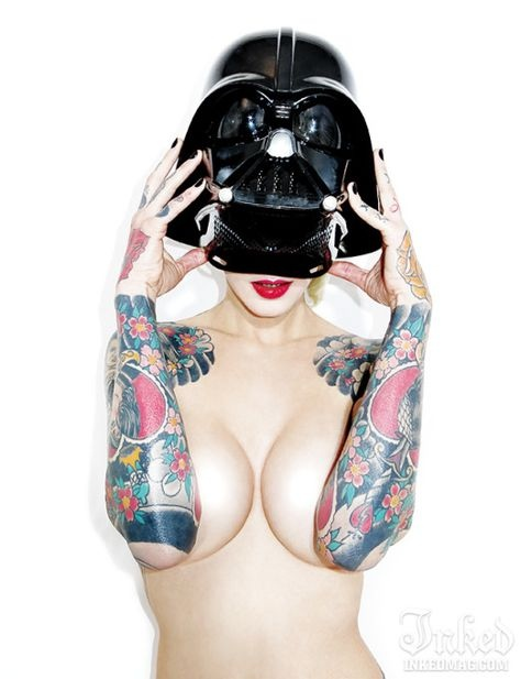 NSFW Star Wars Breach Bang Clear hot Cosplay girls 28