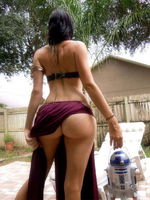 NSFW Star Wars Breach Bang Clear hot Cosplay girls 29