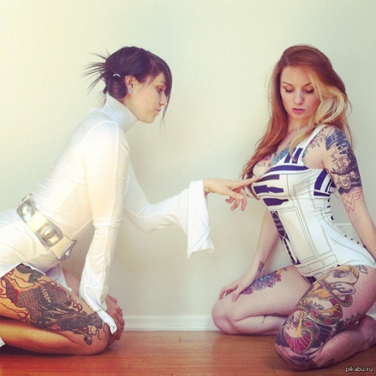 NSFW Star Wars Breach Bang Clear hot Cosplay girls 39
