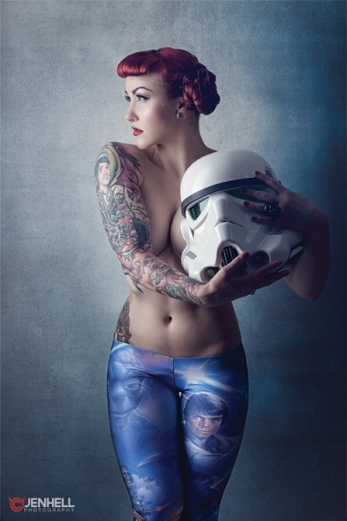 NSFW Star Wars Breach Bang Clear hot Cosplay girls 45