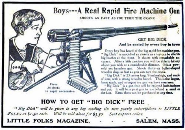 Toys For Boys Magazine : Awesome toy gun advertisements breach bang clear