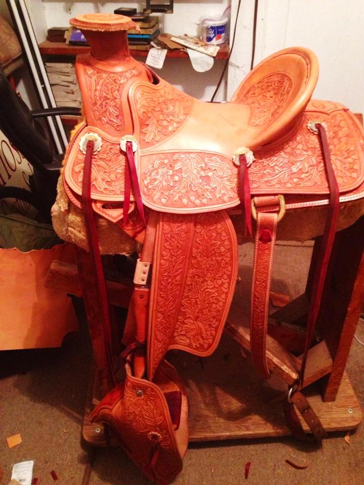 Hosses Custom Saddlery 5