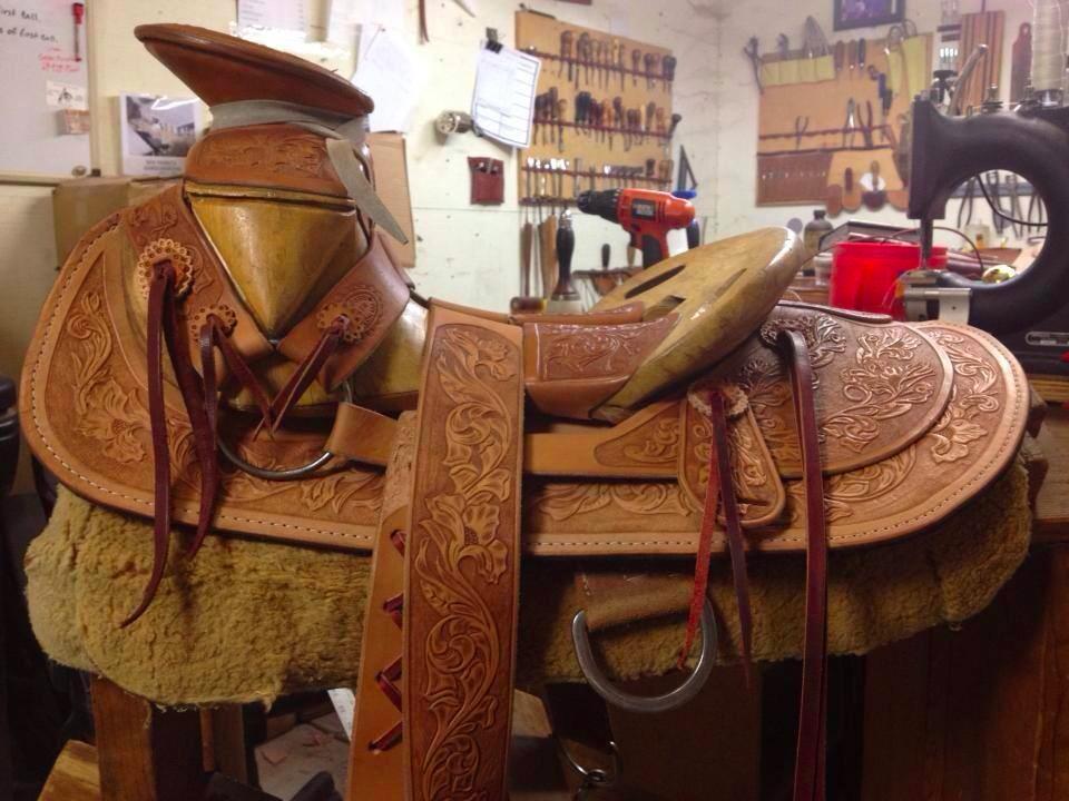 Hosses Custom Saddlery 7
