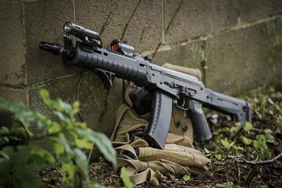 New AK 47 furniture from Magpul