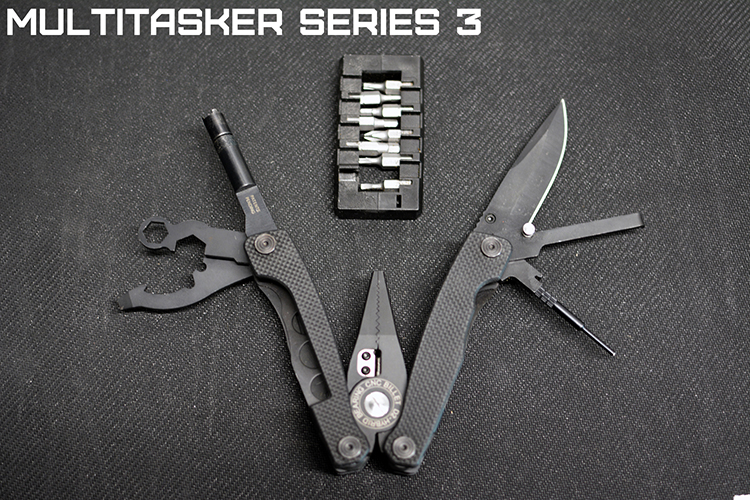 Multi Tool Throwdown - Aaron Cowan - Sage Dynamics - Multi Tasker Series 3