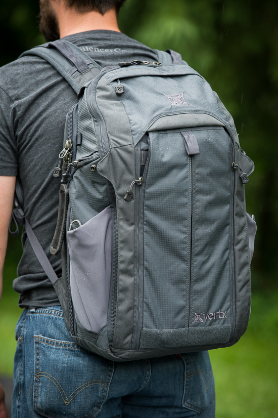 Review: The Vertx EDC Gamut Backpack | Breach Bang Clear