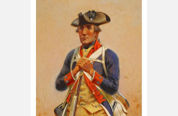 what did friedrich von steuben teach american soldiers to do?