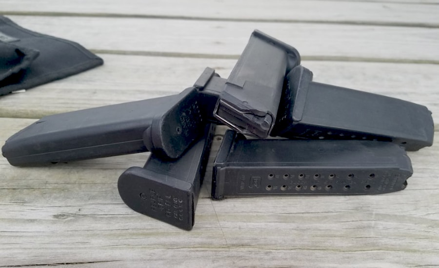 Magpul Glock Mags - article on Justified Defensive