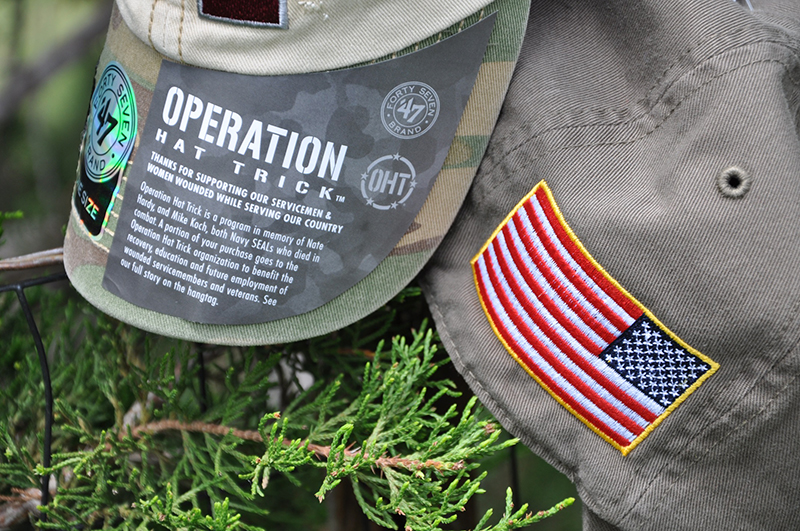 Operation Hat Trick – Looking Good and Doing Good  77853869c319