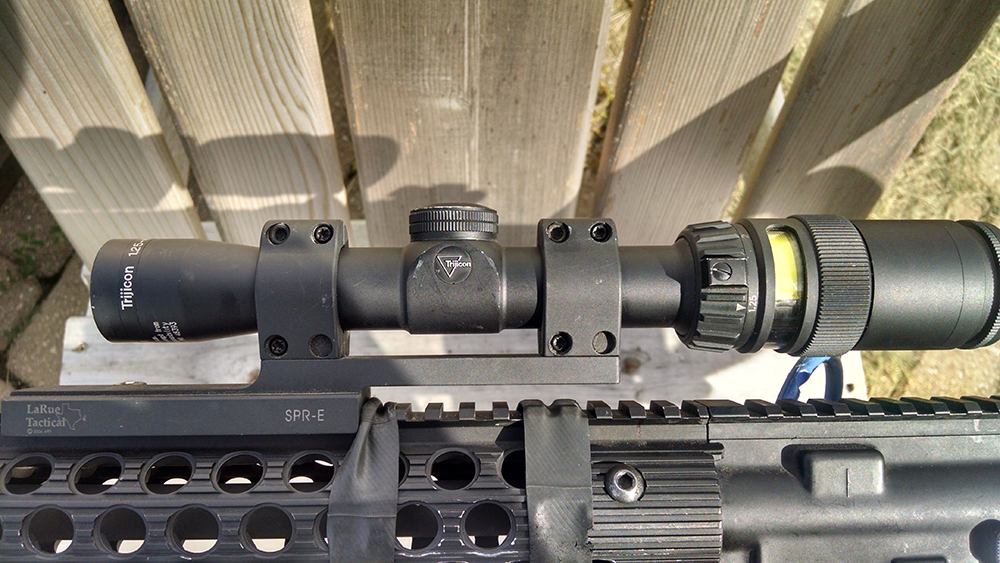 Trijicon scopes: Accupoint review